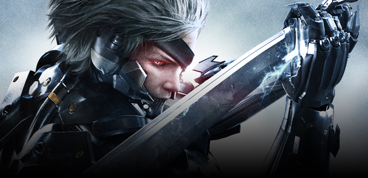Metal Gear Rising Xbox 360 Ps3