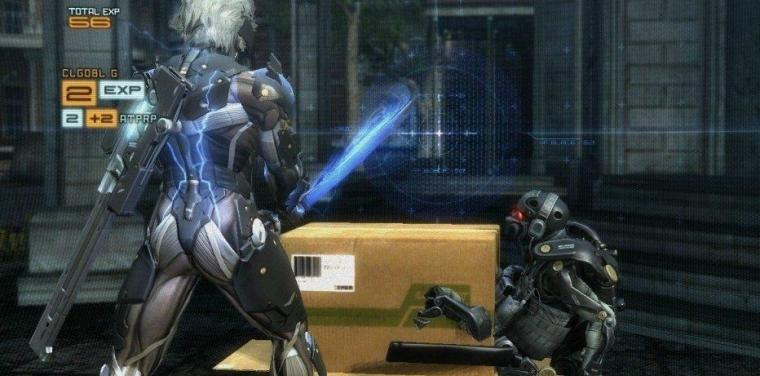 Metal Gear Rising: Revengeance - PS3, Xbox 360