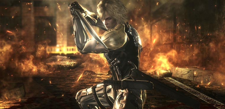 Metal Gear Rising: Revengeance - PS3 y Xbox 360