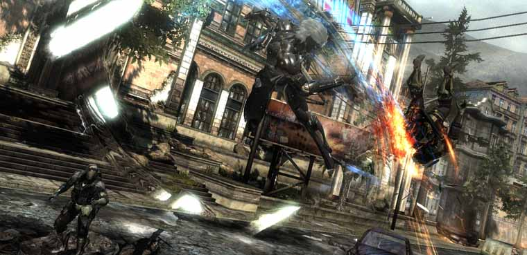 Metal Gear Rising: Revengeance para PS3 y Xbox 360
