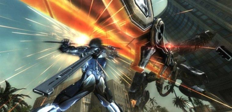 Metal Gear Rising: Revengeance - PS3 y Xbox 360