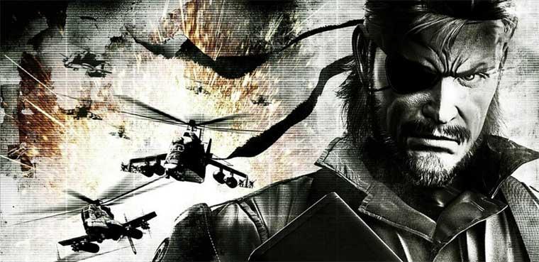 Metal Gear Solid: The Legacy Collection llegará a Europa en Septiembre para PS3