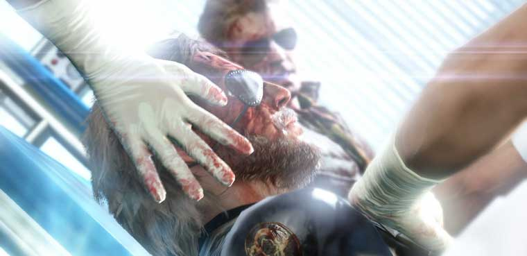 Metal Gear Solid V para PS3, PS4, Xbox 360, Xbox  720