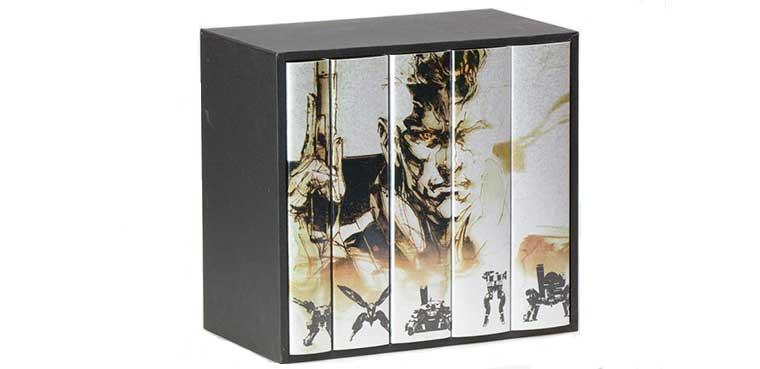 Metal Gear Solid Collection 1987-2012