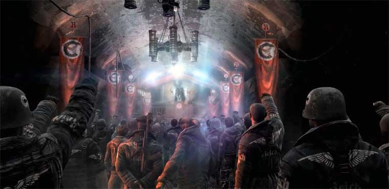Metro: Last Light nos muestra el video Salvación / PC, PS3, Xbox 360