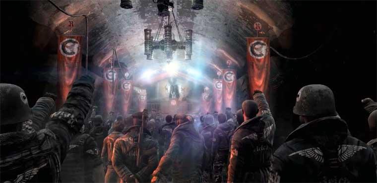 Metro: Last Light nos muestra el video Salvación / PC, PS3, Xbox 360