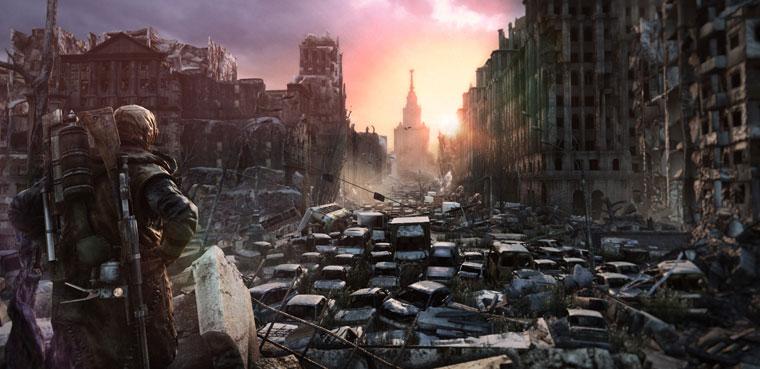 Metro: Last Light para PC, PS3 y Xbox 360