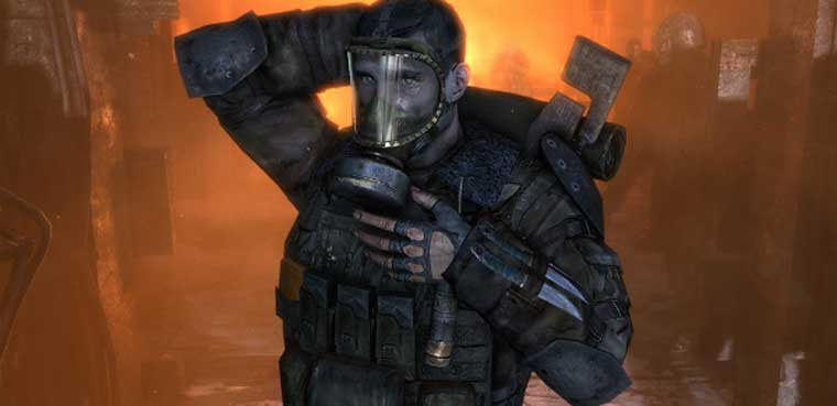 "Metro: Last Light nos trae su tercer video ""Redención"" / PC, PS3, Xbox 360"