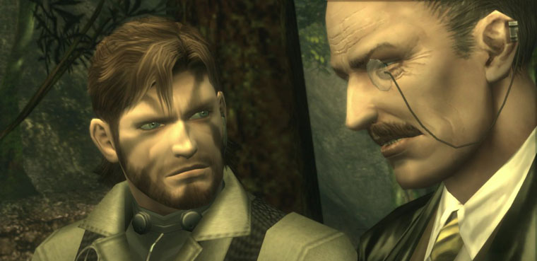 MGS HD Collection