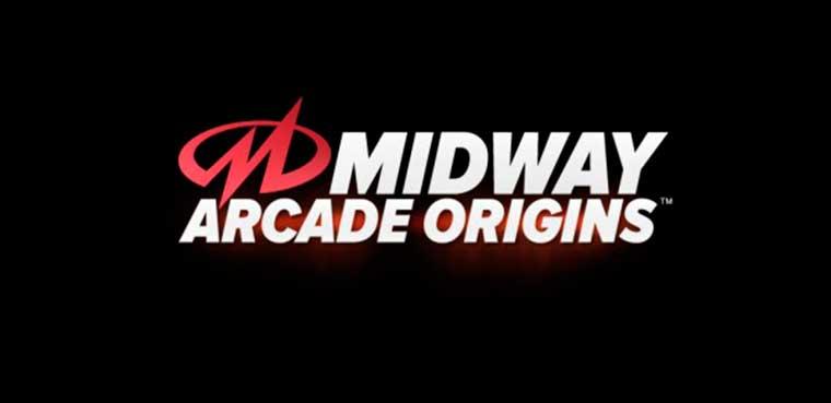 Anunciado 'Midway Arcade Origins'