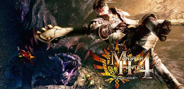 Monster Hunter 4 PS Vita