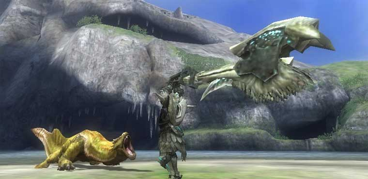 'Monster Hunter 3' Ultimate llegará en marzo / 3DS, Wii U