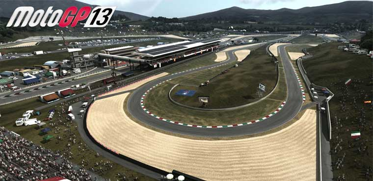 'Moto GP 13' saldrá a la venta en el 2013 / PC, PS3, Xbox 360