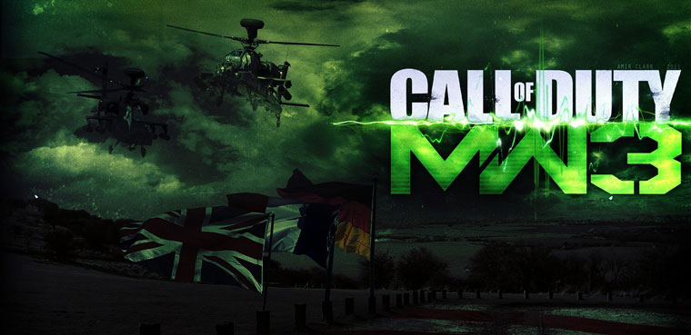 Call of Duty: MW3-Xbox 360