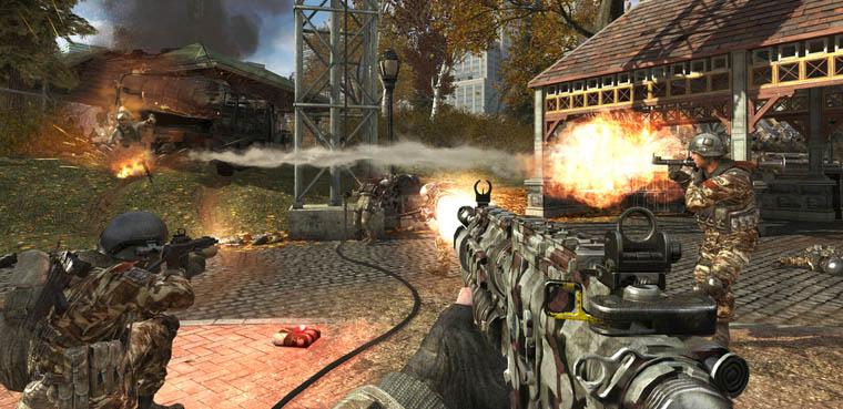 El primer DLC para Modern Warfare 3 llega a PSN el 28 de febrero