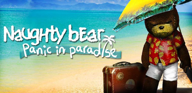Naughty Bear: Panic in Paradise - PS3 y Xbox 360