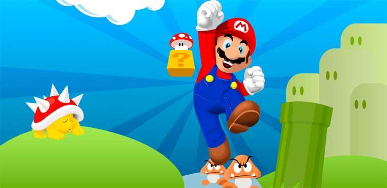 Mario Wii U
