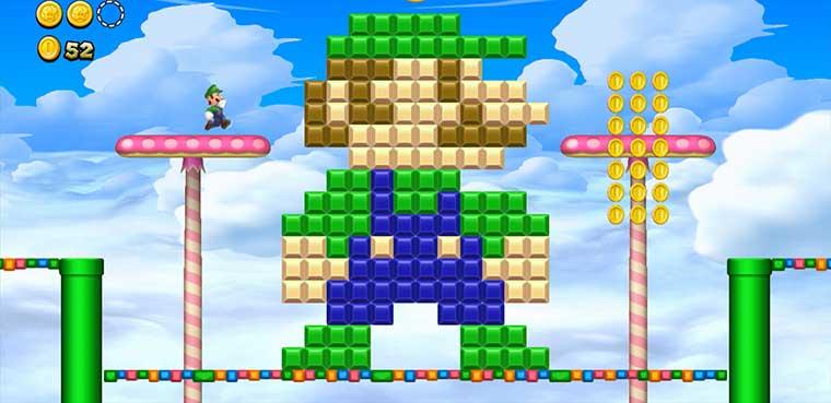 New Super Luigi U para wii u