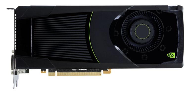 Nvidia anuncia la GeForce GTX 680