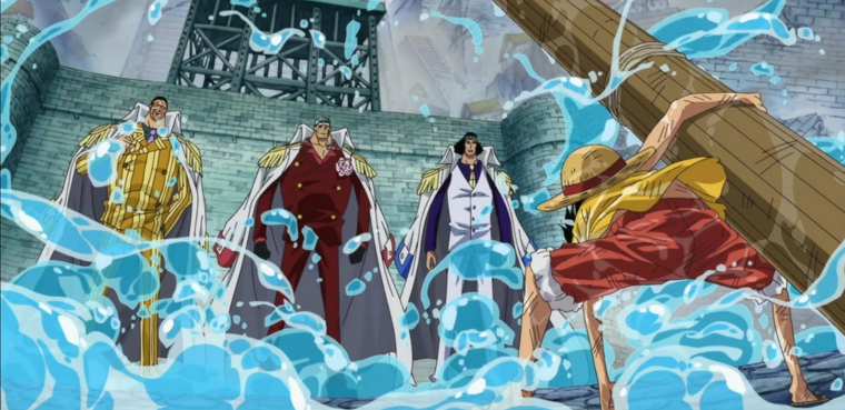 One Piece: Pirate Warriors-PS3