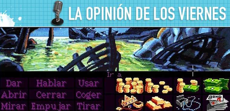 videojuegos opinión