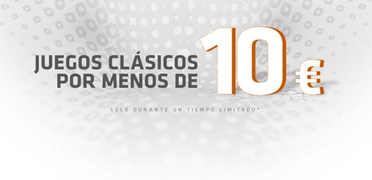 Origin - EA - Oferta Clasicos