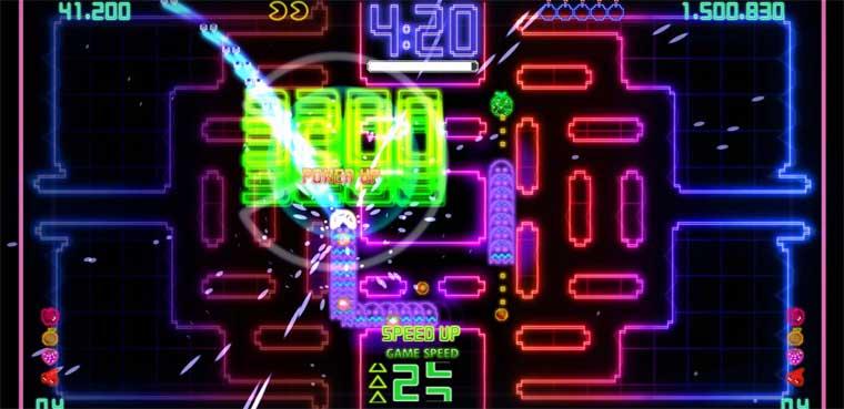 'Pac-Man Championship Edition DX' llega a Windows 8 y RT / PC, PS3, Xbox 360