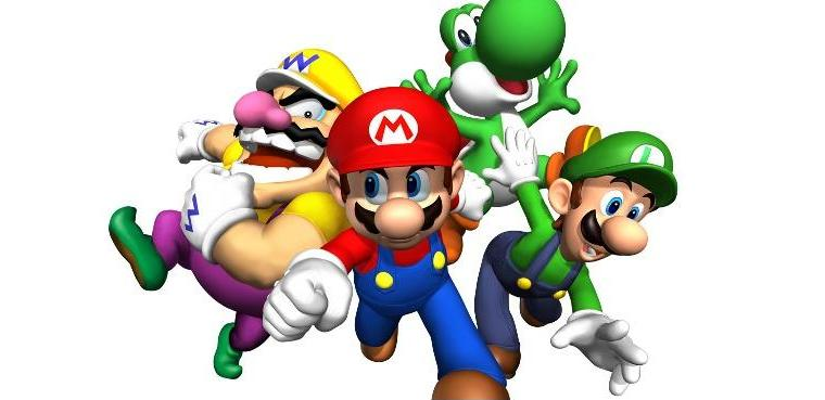 Personajes de Nintendo