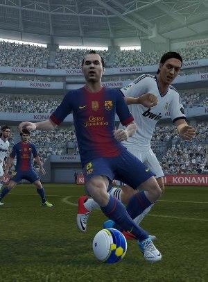 Pro Evolution Soccer 2013 - PS3, Xbox 360