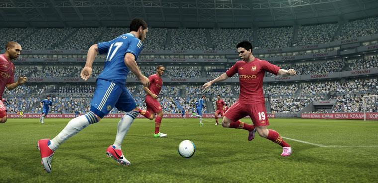 PES 2014 renuncia a PS4 y XOne