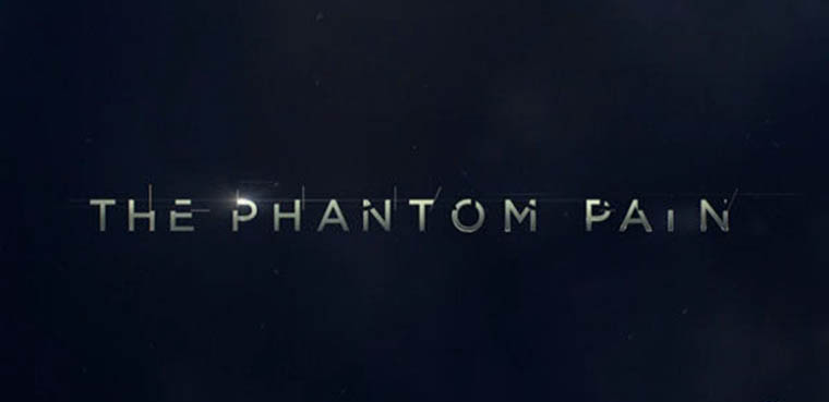 The Phantom Pain Konami Xbox 360 PS3