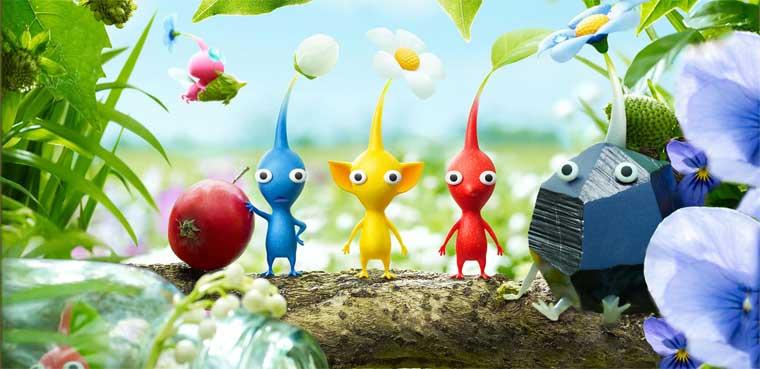Pikmin 3 nos explican sus Nintendo WiiU y su estado actual según Miyamoto Trailer Gameplay / Wii U