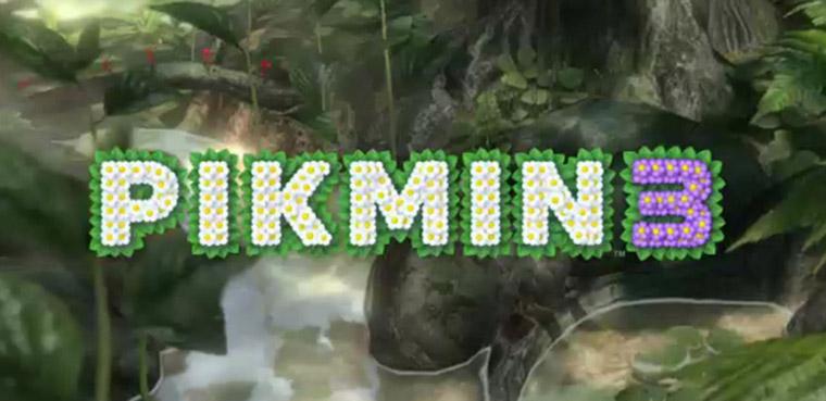 [E3 2012] Nintendo presenta 'Pikmin 3'