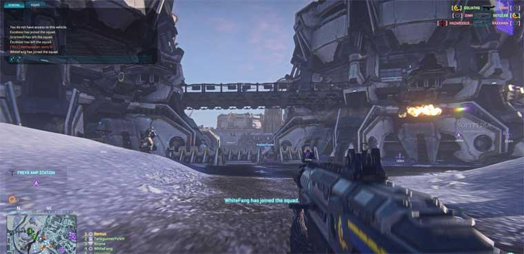 PlanetSide2 dará la posibilidad de crear misiones en agosto / PC,Mac,PS4