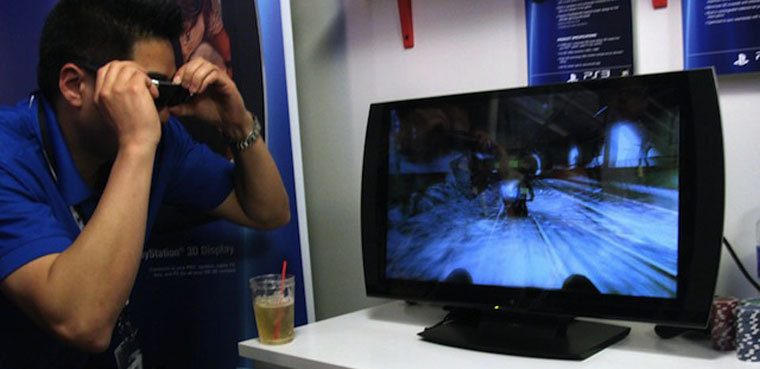 Playstation 3 Display