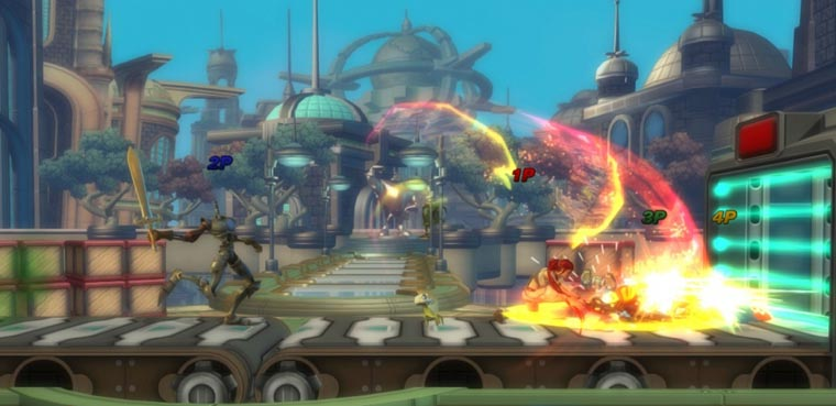 PlayStation All-Stars Battle Royale - PS3 y Vita