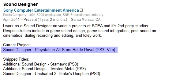 PlayStation All-Stars: Battle Royale - PS3, Vita