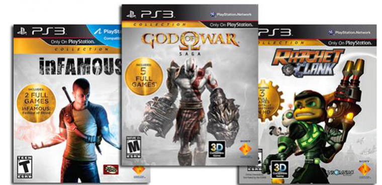 Sony confirma dos nuevos packs para PS3