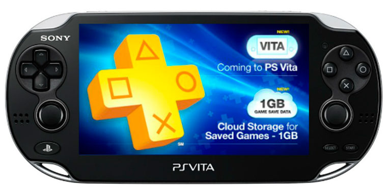Sony anuncia Playstation Plus para PSVITA