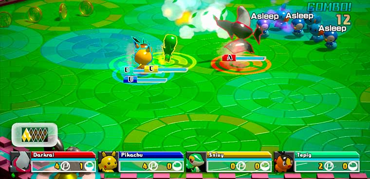 Pokemon Rumble U