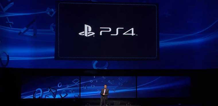 PS4 Presentación