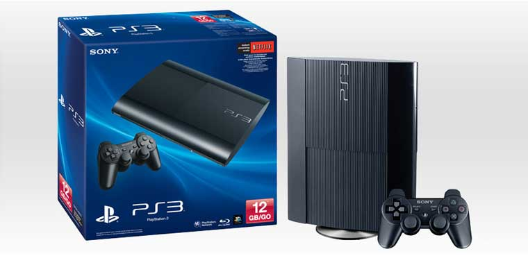 Playstation 3 PS3 Superslim