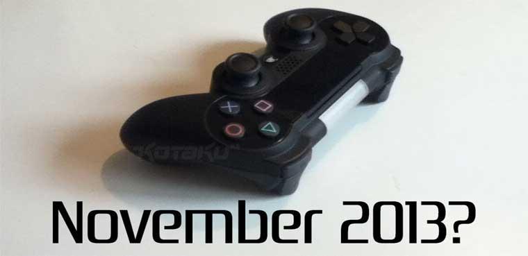 [RUMOR] PS4 saldrá en Noviembre