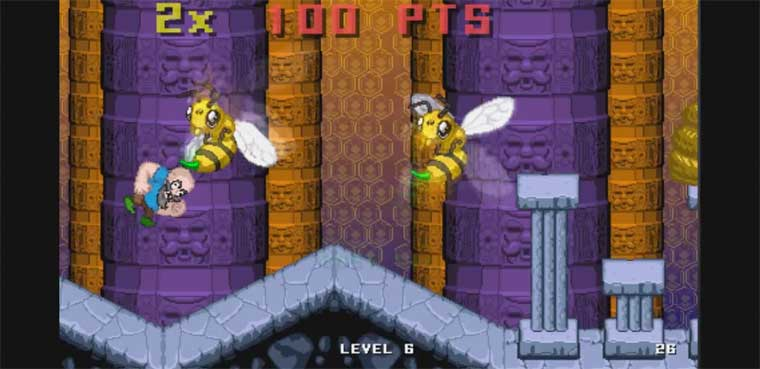 'Punch Quest' lo último para el iPhone gratis / iOS