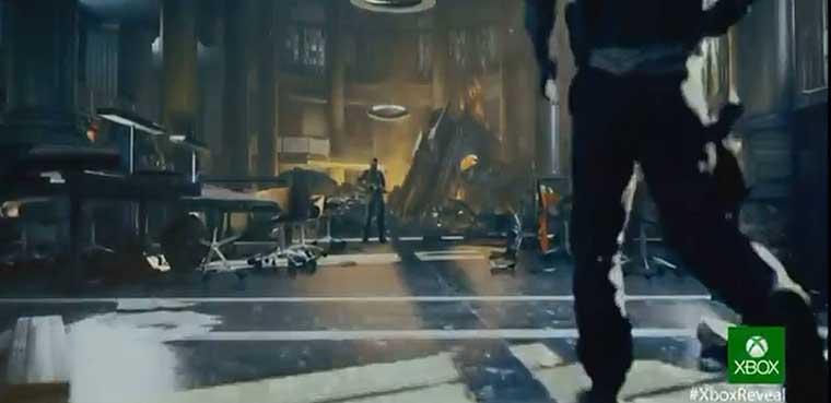 'Quantum Break' lo nuevo de Remedy para Xbox One