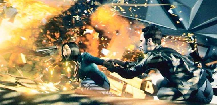 'Quantum Break' nos muestra su primer Diario de Desarrollo