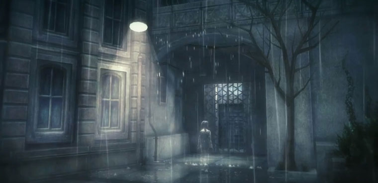 Rain para PS3