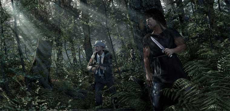'Rambo: El videojuego' para PC, PS3 y Xbox 360