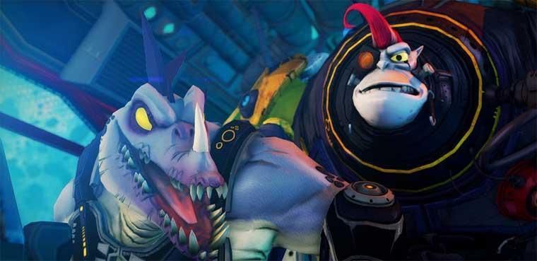 Ratchet y Clank: Into The Nexus llegará a PS3 a finales de año