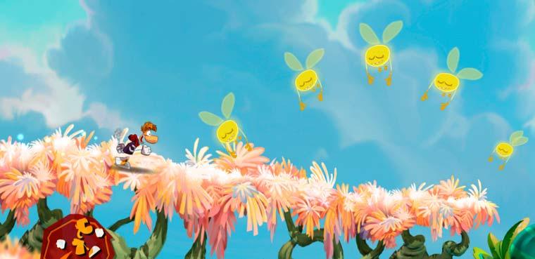Rayman Jungle Run para iOs, iPad, Android